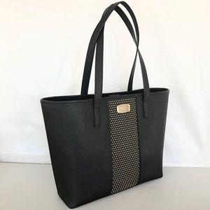 b68547da4cf7ec Michael Kors Bags - Authentic MK Microstud center stripe leather tote